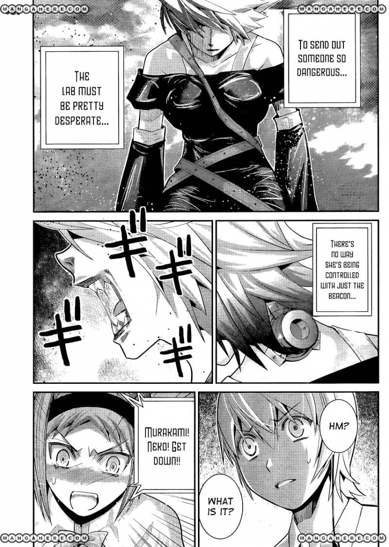 Kiwaguro no Brynhildr 17 Page 3