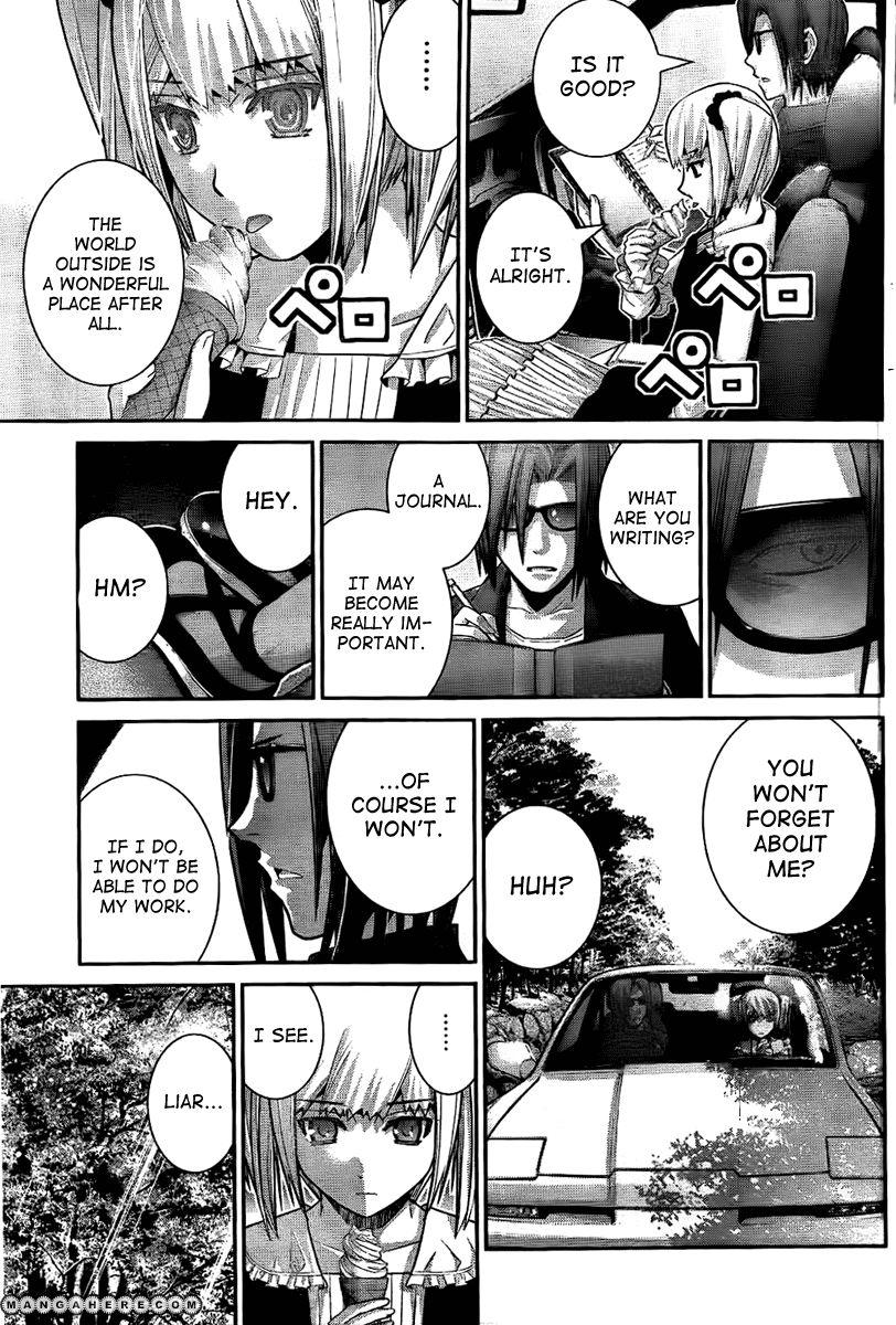Kiwaguro no Brynhildr 32 Page 3