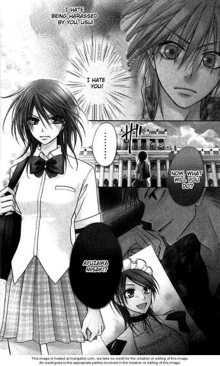 Kaichou Wa Maid-sama! 8 Page 1