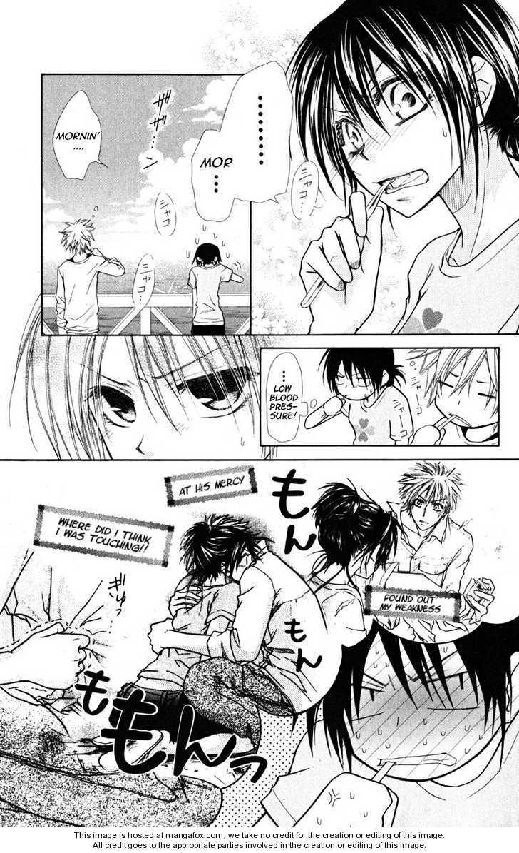 Kaichou Wa Maid-sama! 19 Page 3