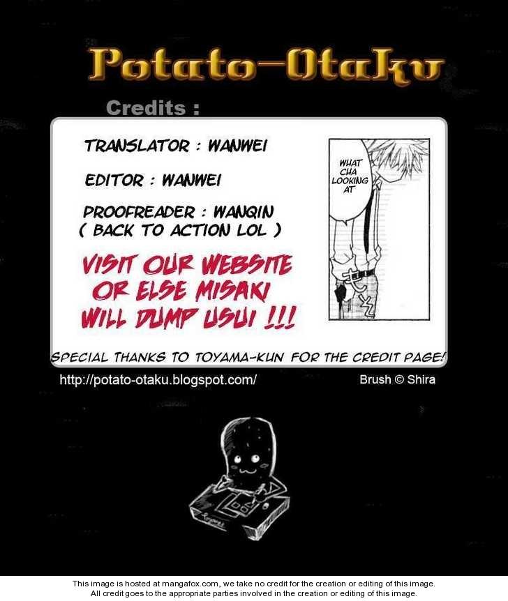 Kaichou Wa Maid-sama! 23 Page 1