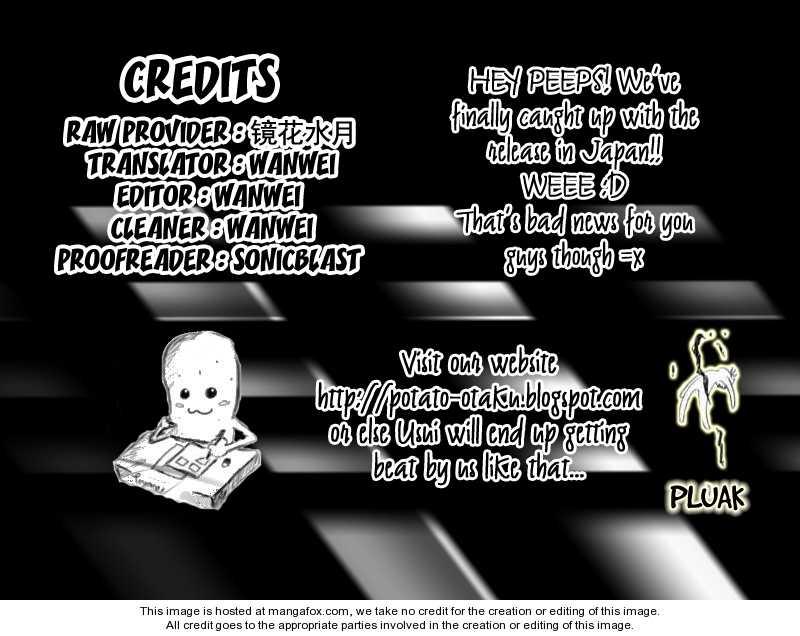 Kaichou Wa Maid-sama! 38 Page 1
