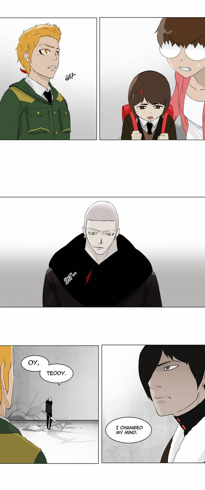 Tower of God  Season 2 4 Page 2