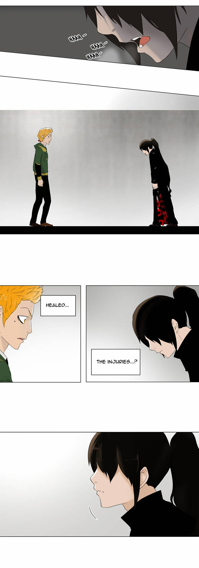Tower of God  Season 2 5 Page 4