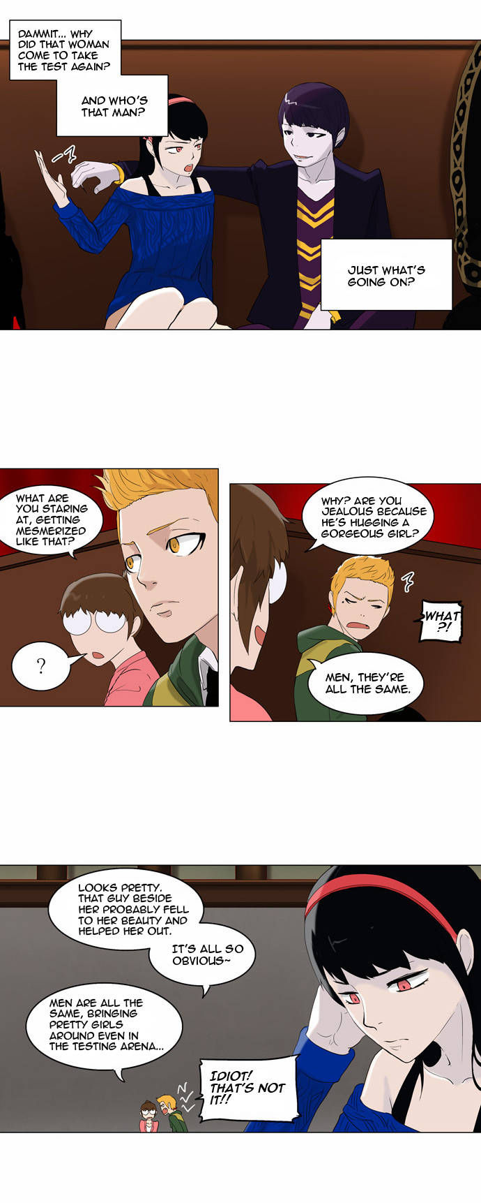 Tower of God  Season 2 6 Page 3