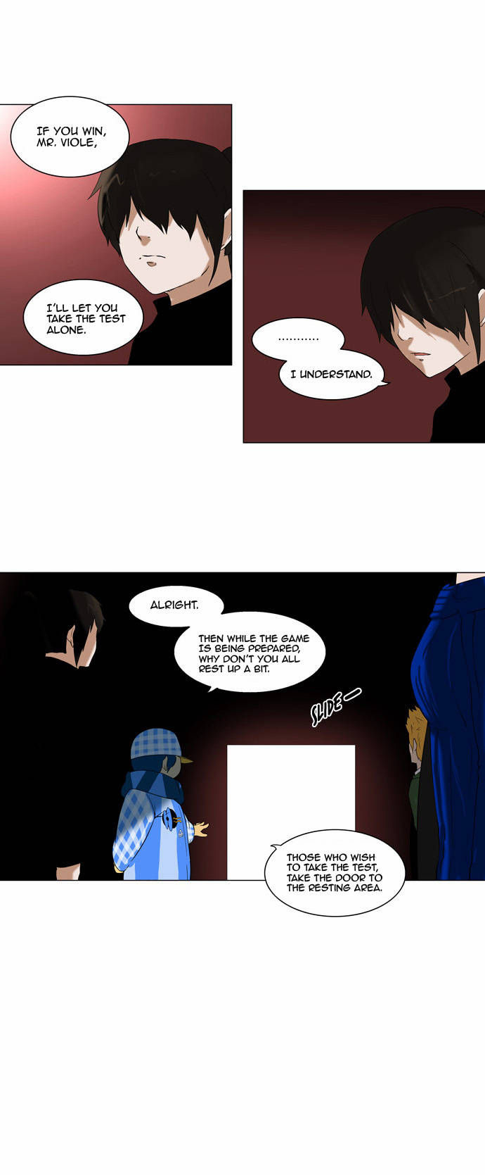 Tower of God  Season 2 9 Page 2