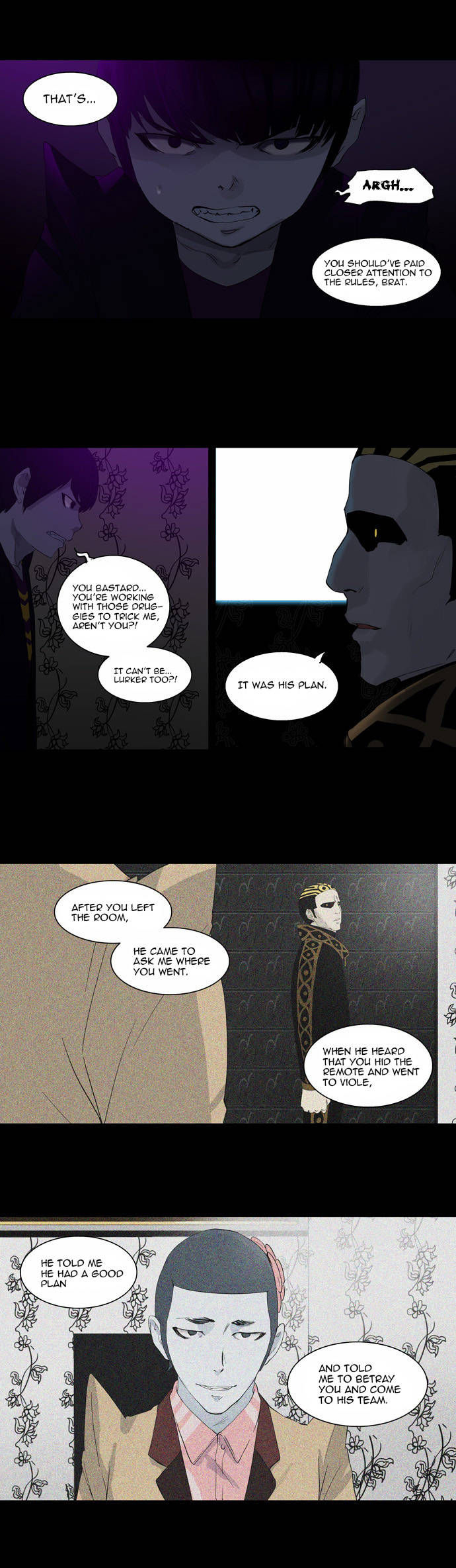 Tower of God  Season 2 18 Page 3