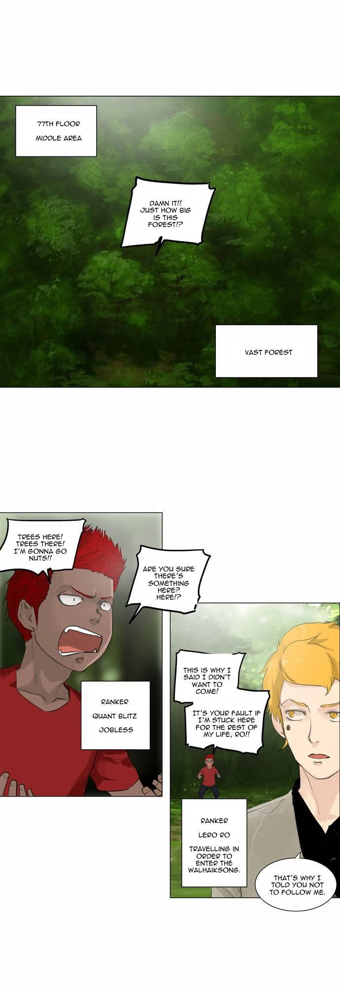 Tower of God  Season 2 37 Page 2