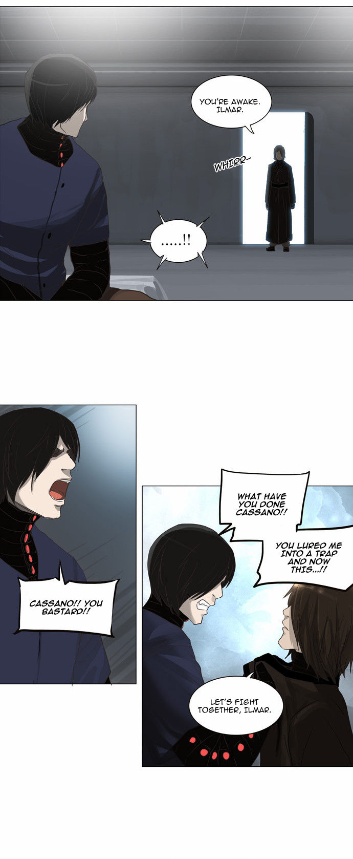 Tower of God  Season 2 54 Page 2