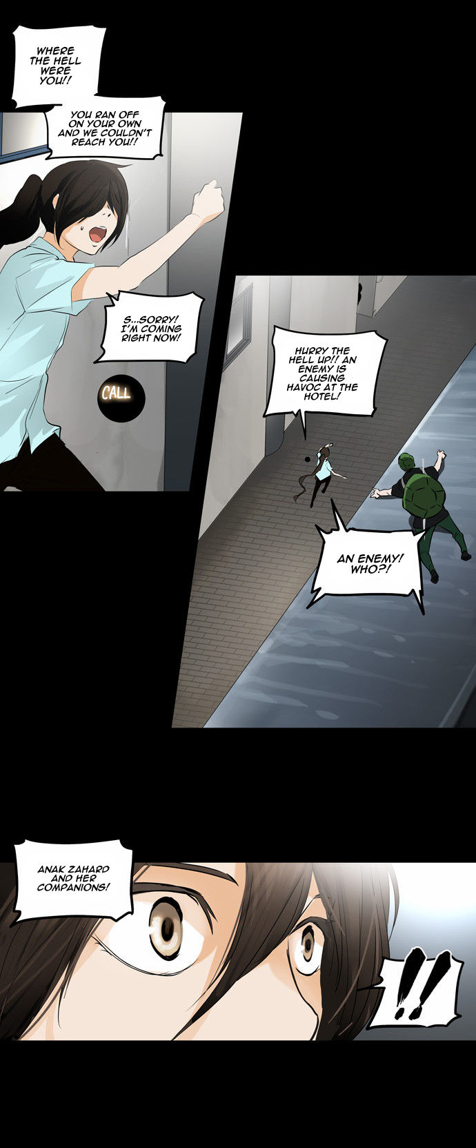 Tower of God  Season 2 61 Page 2