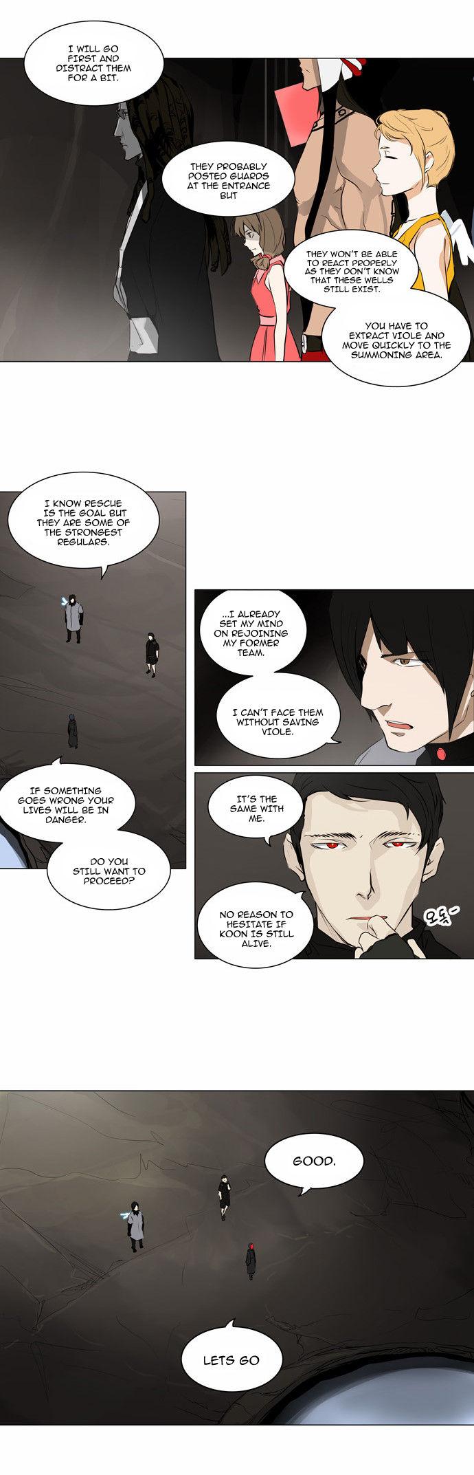 Tower of God  Season 2 89 Page 2