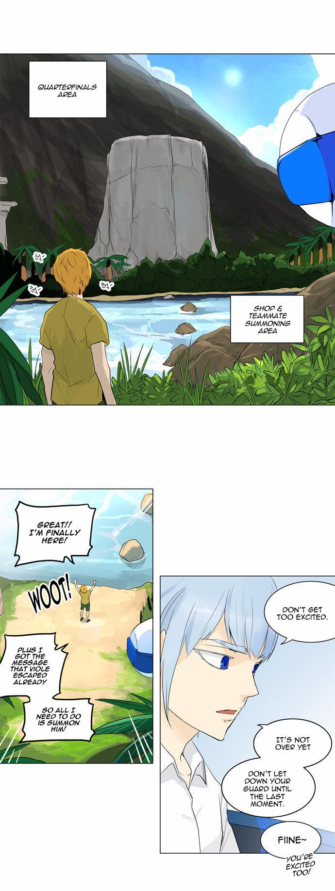 Tower of God  Season 2 92 Page 1