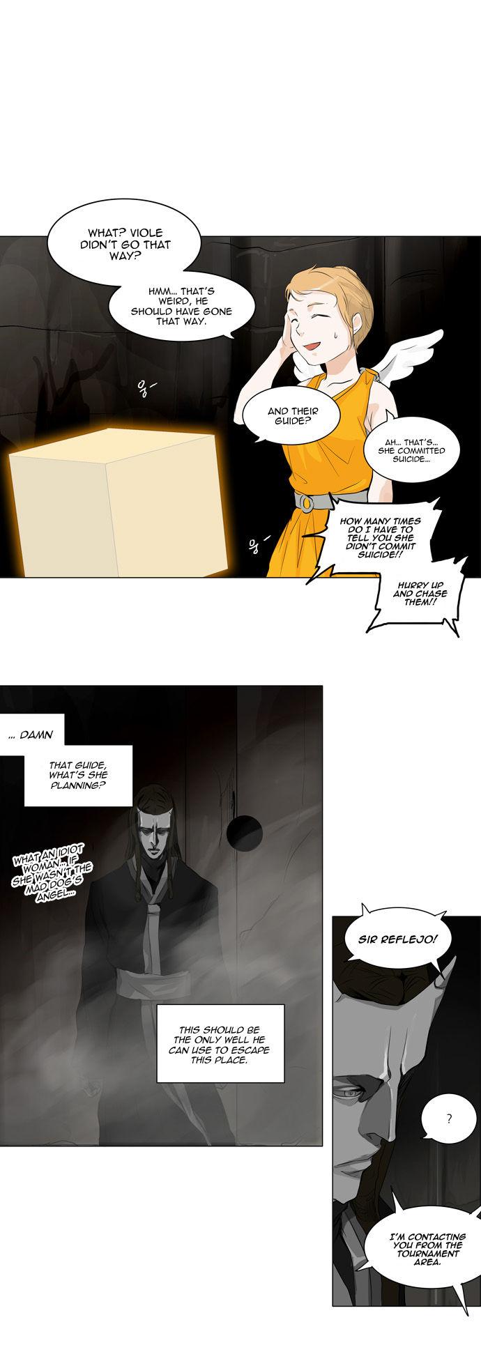 Tower of God  Season 2 93 Page 1