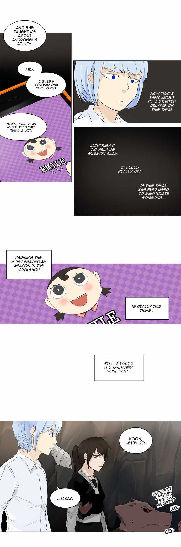 Tower of God  Season 2 99 Page 2