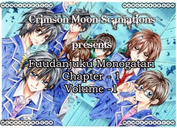 Fuudanjuku Monogatari 1 Page 1