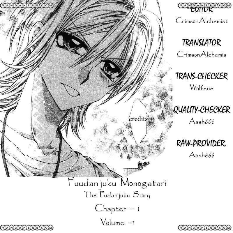 Fuudanjuku Monogatari 1 Page 2