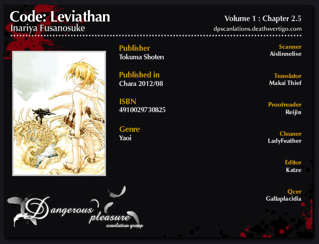 Code: Leviathan 2.5 Page 1