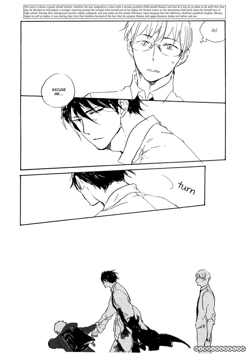 Yozora no Sumikko de, 2 Page 3