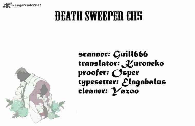 Death Sweeper 5 Page 1