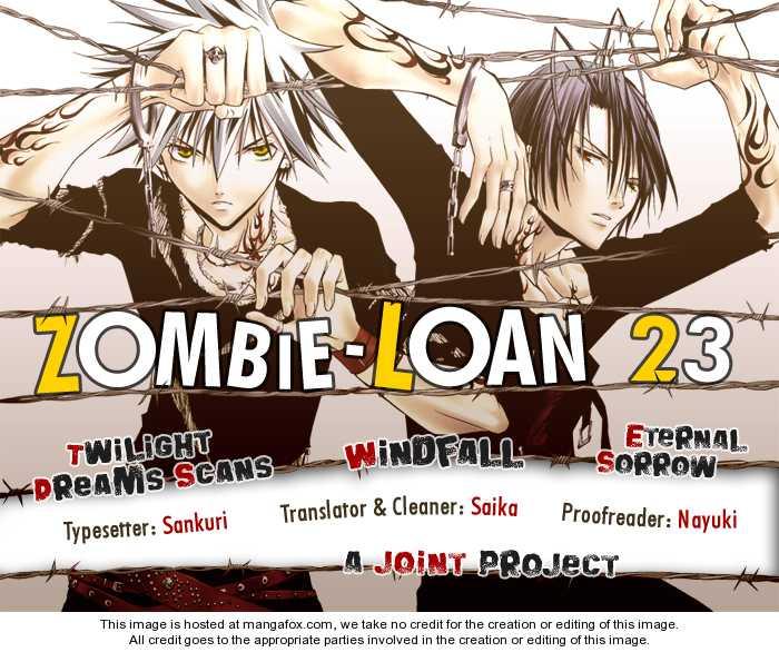 Zombie-Loan 23 Page 1