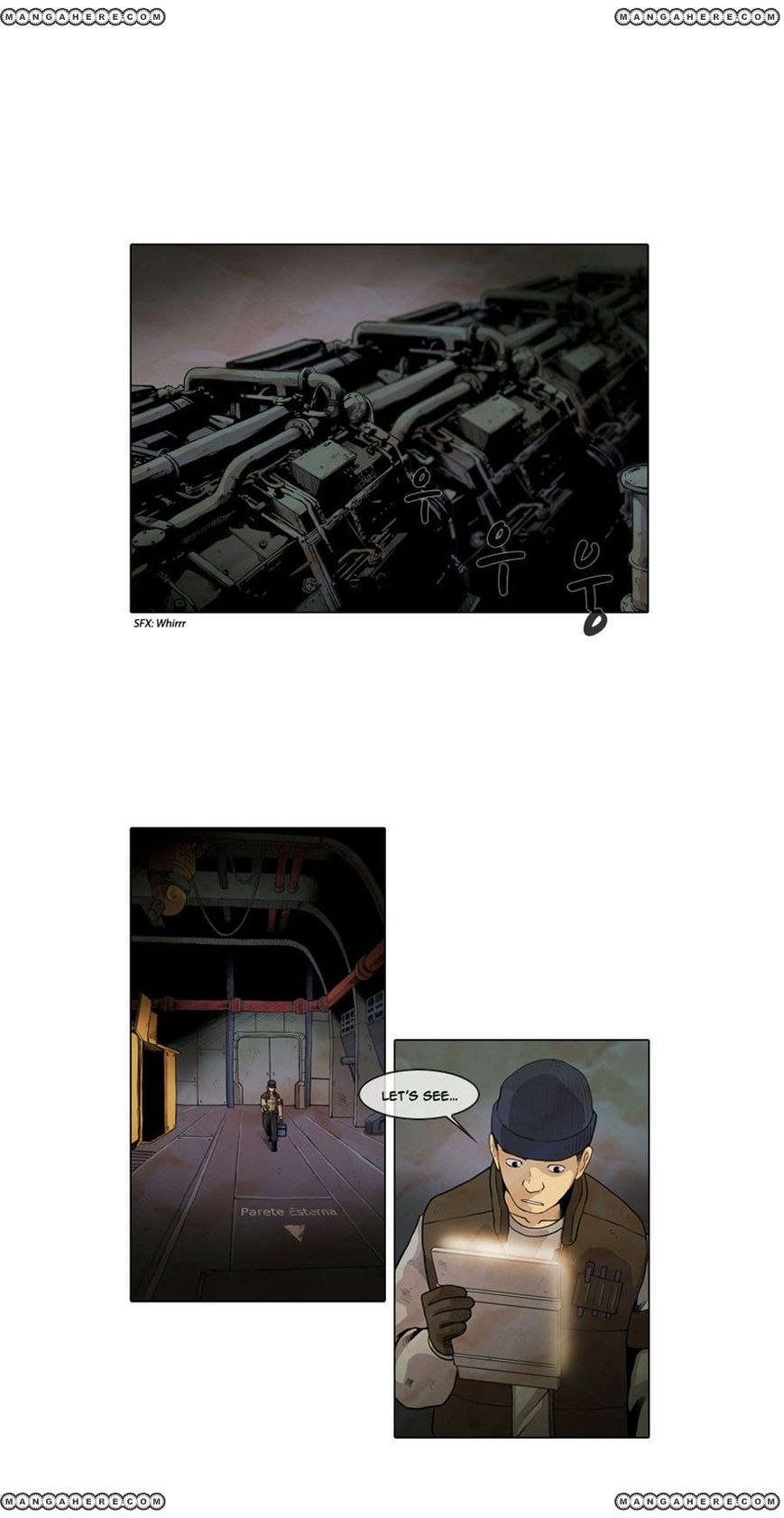 Gepetto 7 Page 1