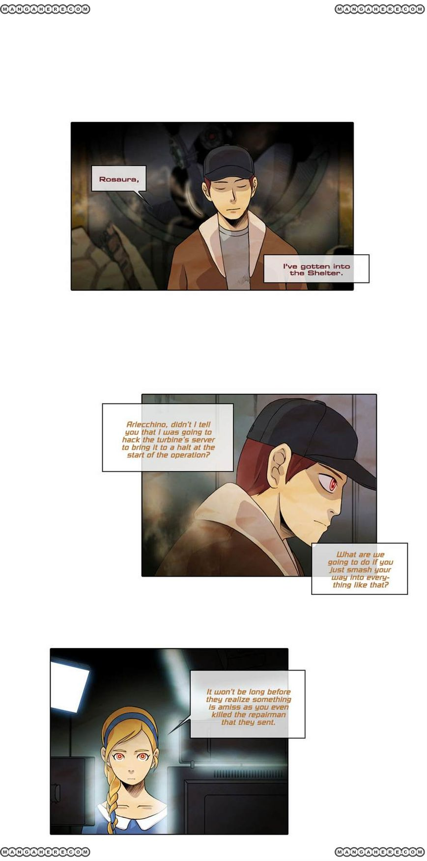 Gepetto 8 Page 1