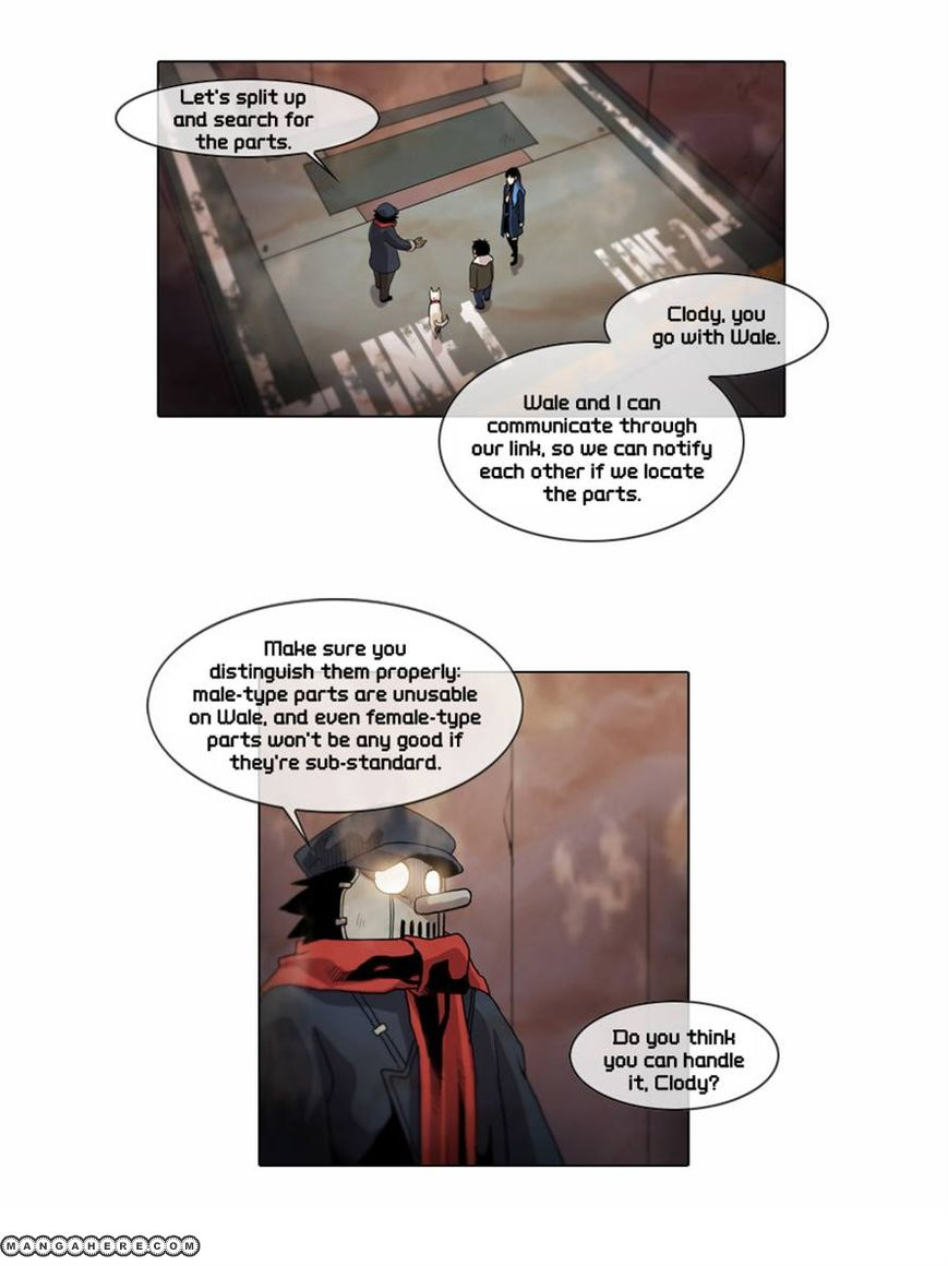 Gepetto 36 Page 1
