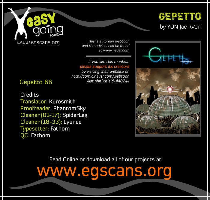 Gepetto 66 Page 1