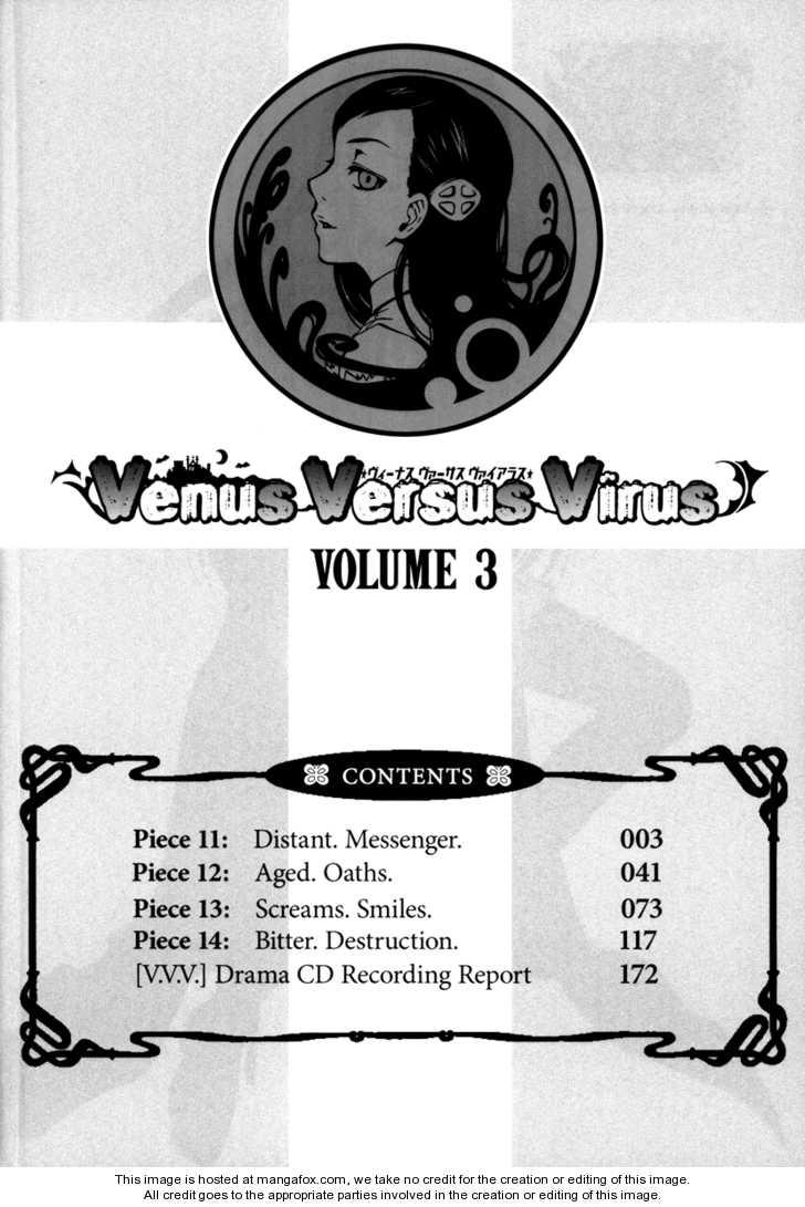 Venus Versus Virus 11 Page 3