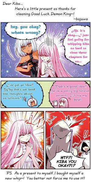 Good Luck, Demon King! 5 Page 2