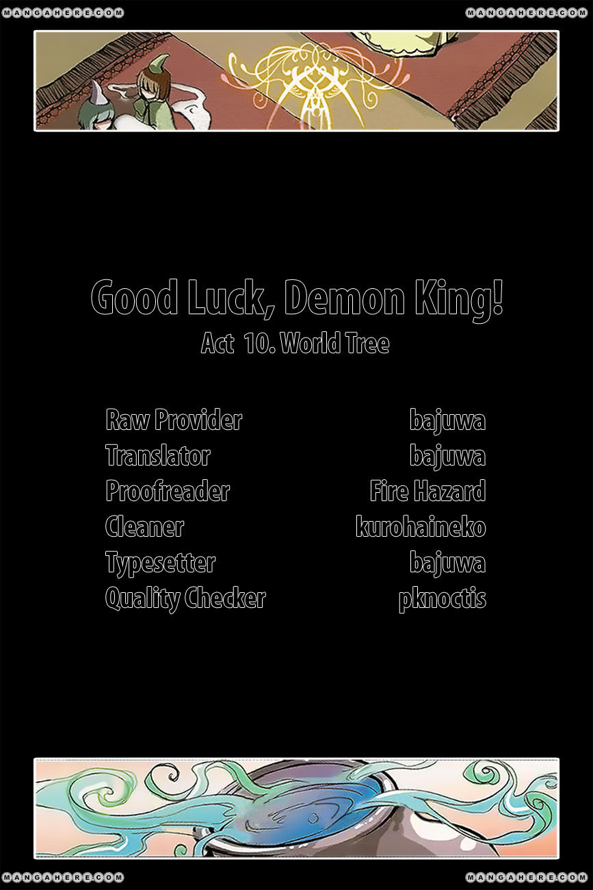 Good Luck, Demon King! 10 Page 1