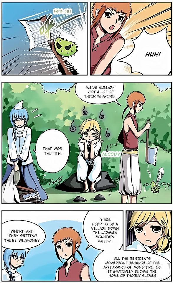 Good Luck, Demon King! 12 Page 2