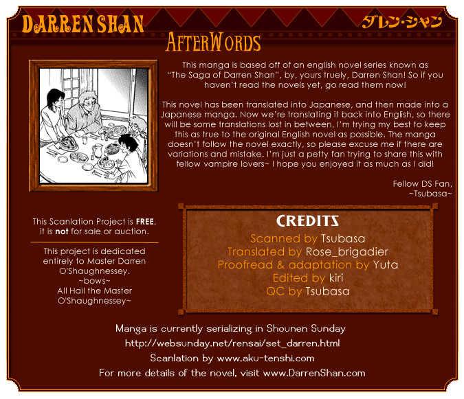 Darren Shan 4 Page 1
