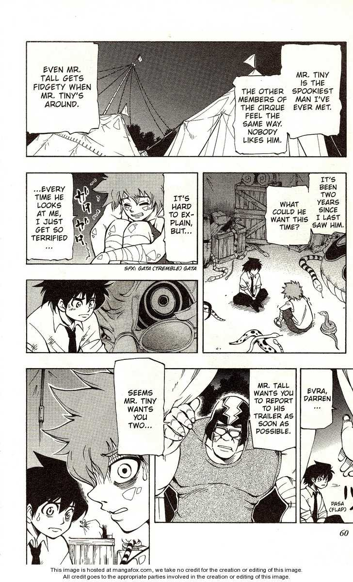 Darren Shan 8 Page 2