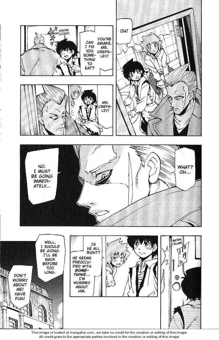 Darren Shan 17 Page 3