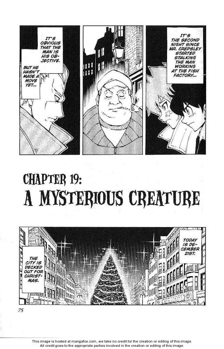 Darren Shan 19 Page 1