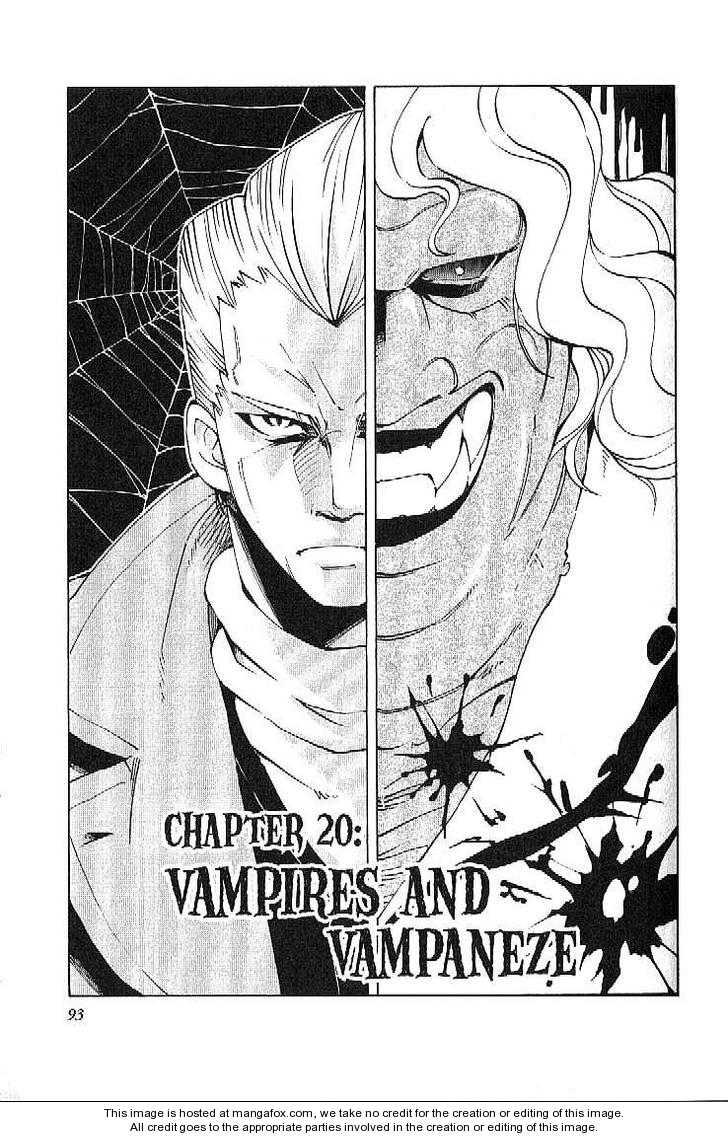 Darren Shan 20 Page 1