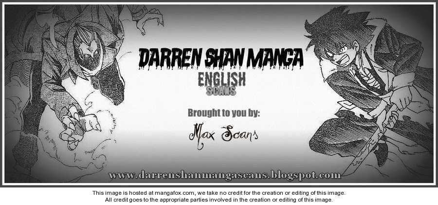 Darren Shan 53 Page 1