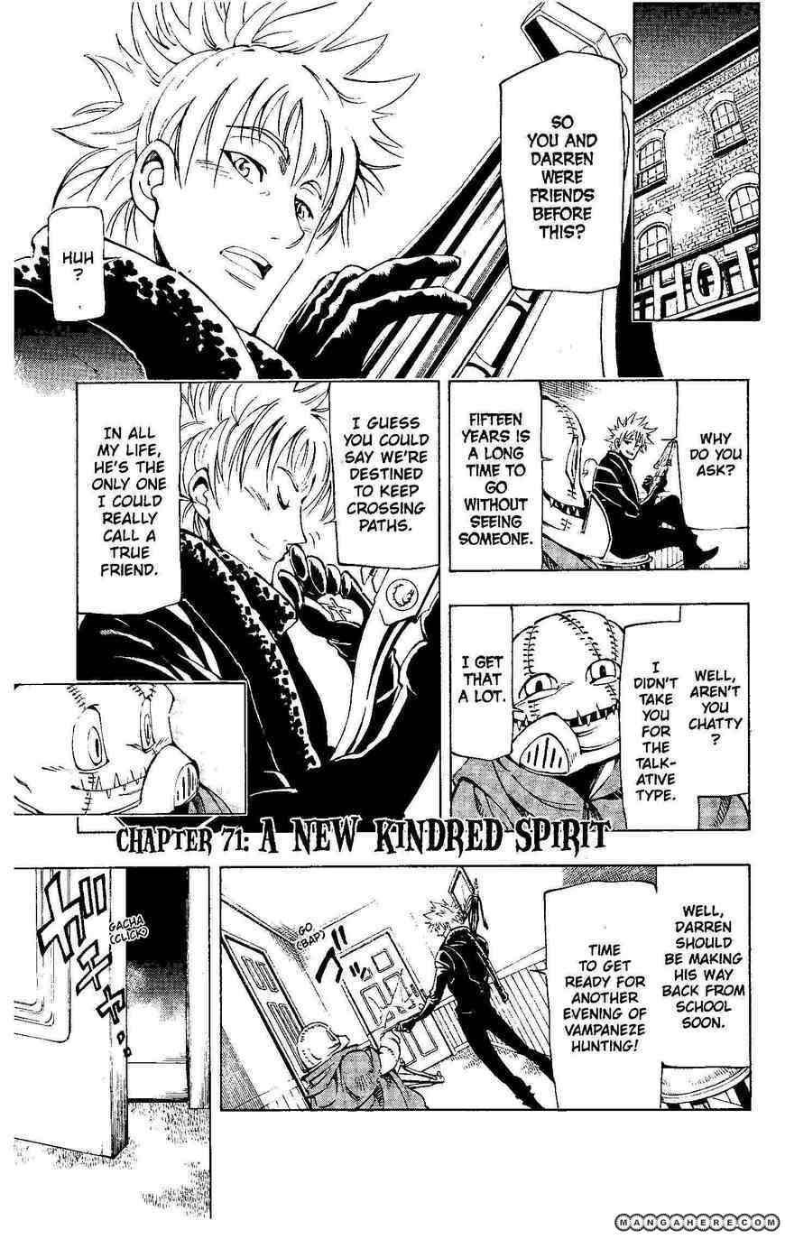 Darren Shan 71 Page 2