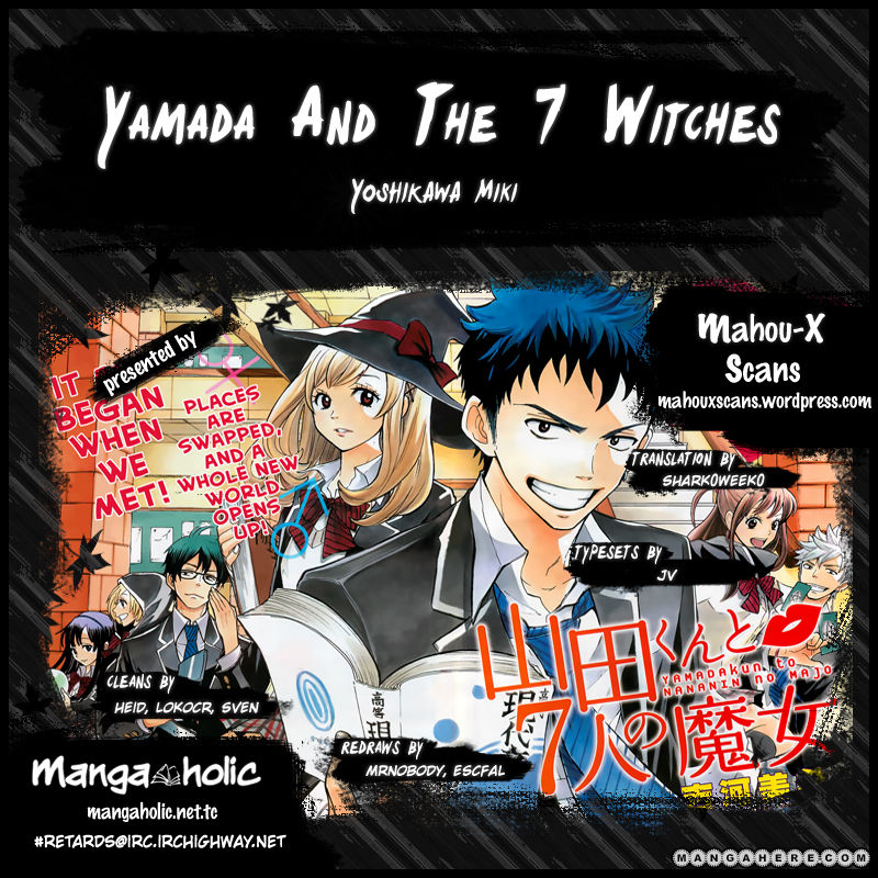 Yamada-kun to 7-nin no Majo 4 Page 1