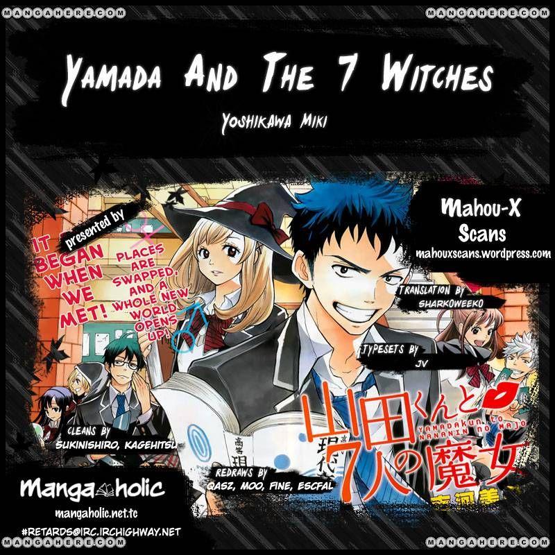 Yamada-kun to 7-nin no Majo 16 Page 1