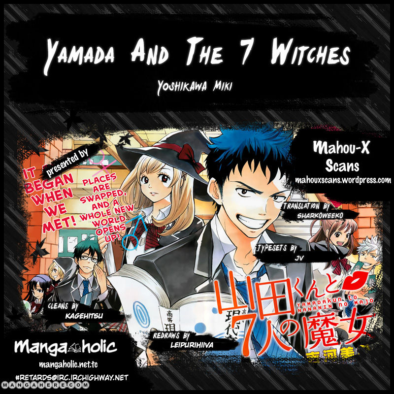 Yamada-kun to 7-nin no Majo 32 Page 2