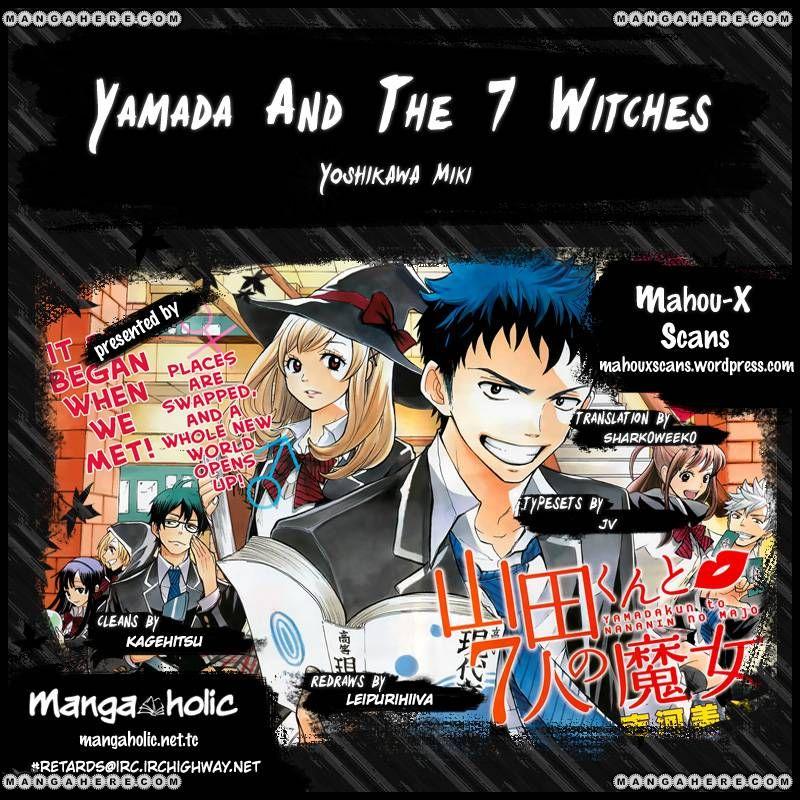 Yamada-kun to 7-nin no Majo 37 Page 2
