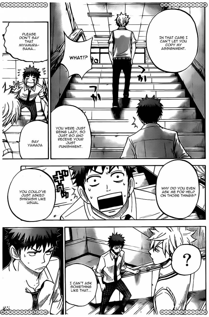 Yamada-kun to 7-nin no Majo 42 Page 3