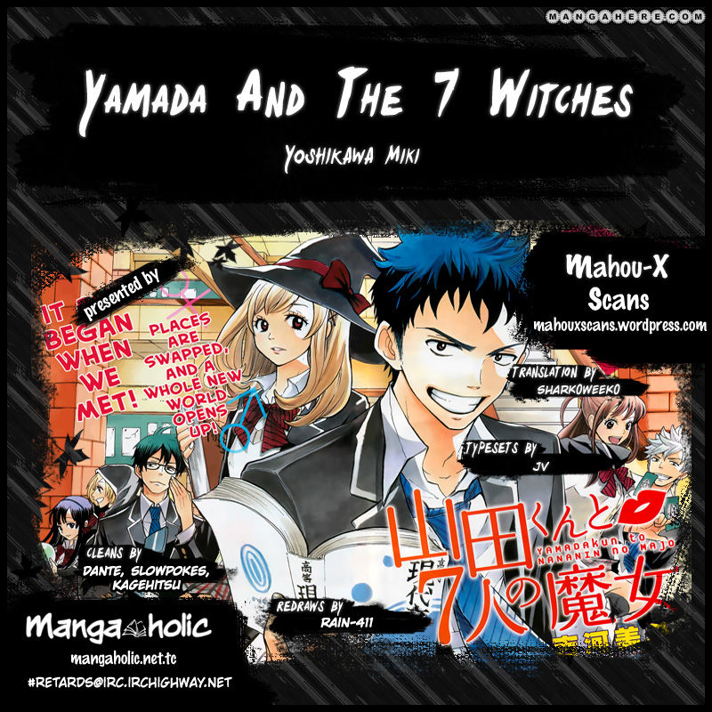 Yamada-kun to 7-nin no Majo 45 Page 1