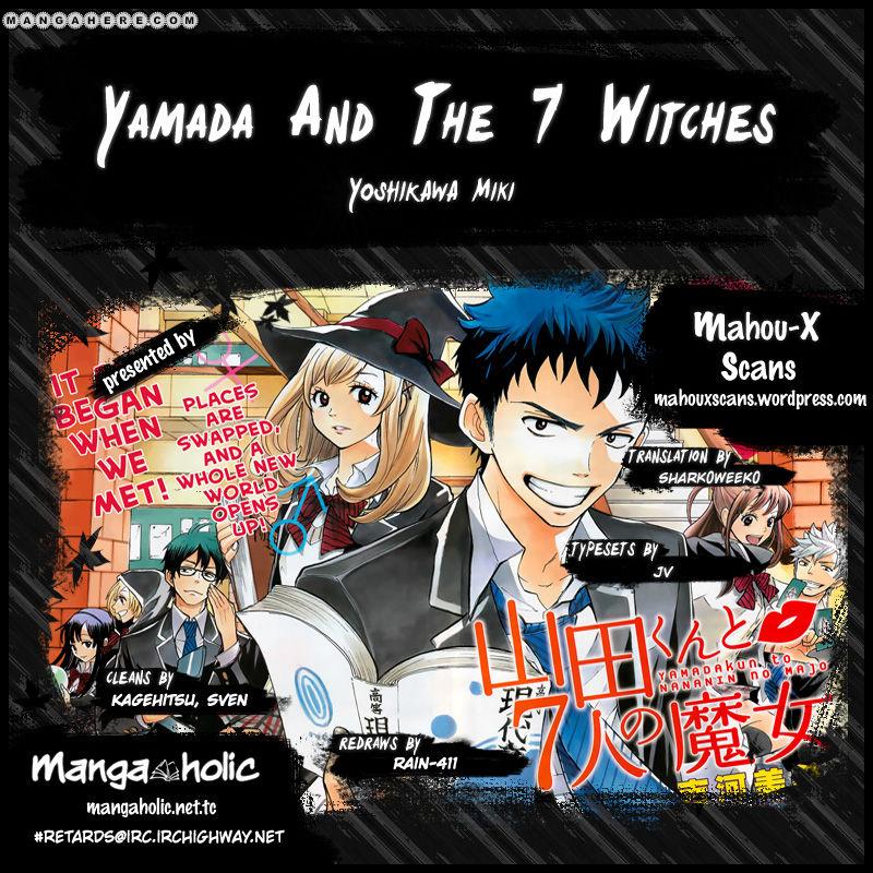 Yamada-kun to 7-nin no Majo 47 Page 1