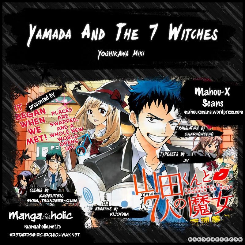 Yamada-kun to 7-nin no Majo 51 Page 2