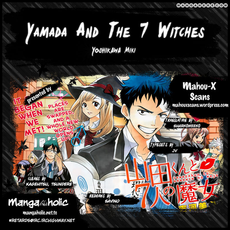 Yamada-kun to 7-nin no Majo 54 Page 2