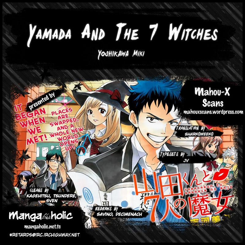 Yamada-kun to 7-nin no Majo 61 Page 2