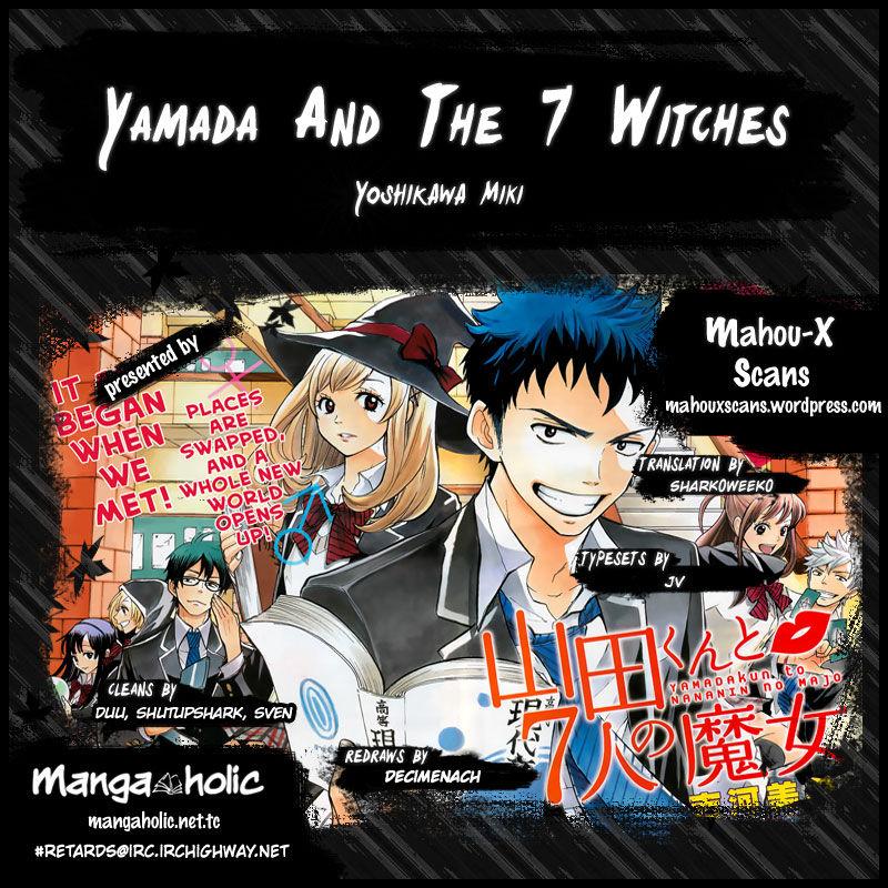 Yamada-kun to 7-nin no Majo 81 Page 2